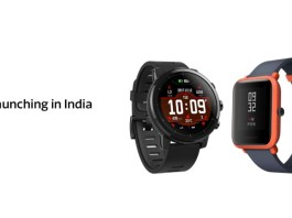 huami, amazfit, bip, stratos, india, launch, price, specifications, features