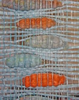 Project Five - silk monofilament paper