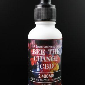 SLEEP AID CBD Oil Tinctures