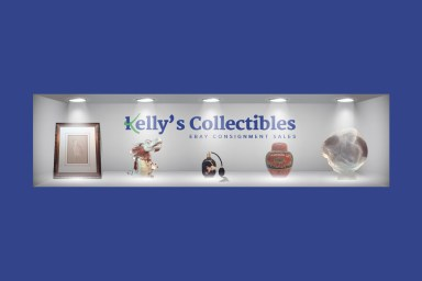 Kelly's Collectibles - Twitter Header Image
