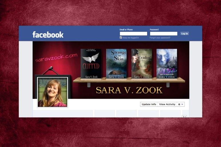 Sara V. Zook Facebook Cover Image