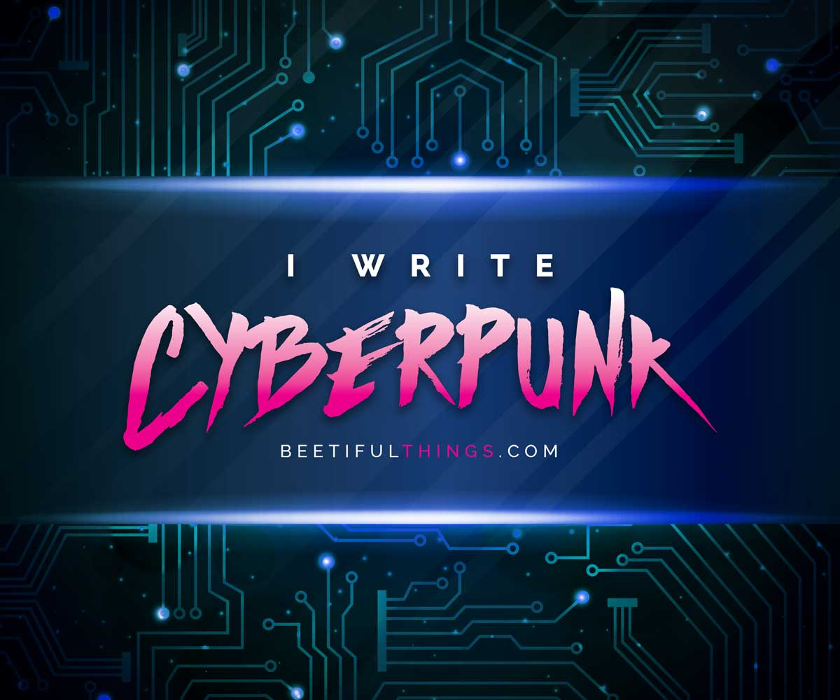 Cool Future Cyberpunk