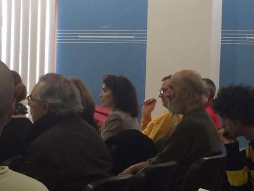 Encuentros de Arte y Naturaleza en Andalucía, Facultad de Bellas Artes Universidad de Sevilla
