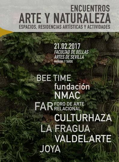 Art and Nature Projects in Andalucía - Faculty of Fine Arts, University of Seville