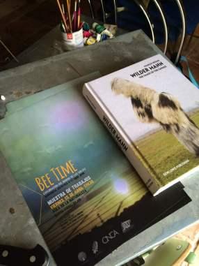 BeeTime artist residency Spring 2016