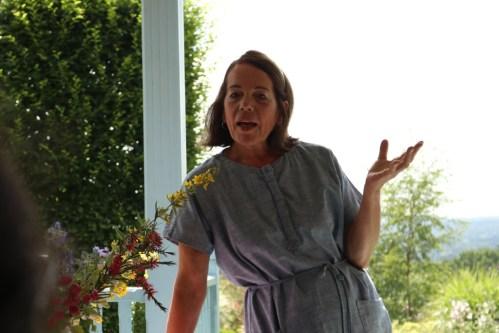 Natural Beekeeping Trust con Heidi Herrman