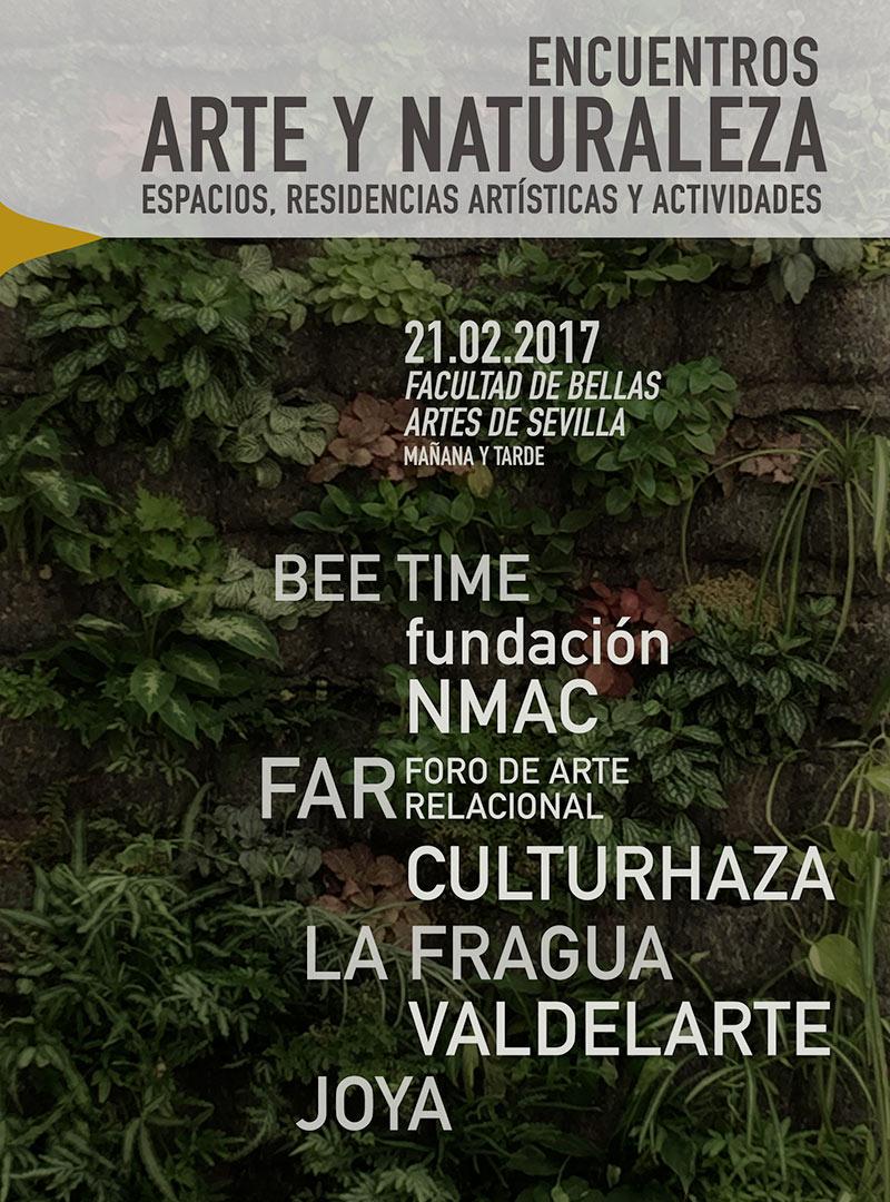 Encuentros de Arte y Naturaleza en Andalucía