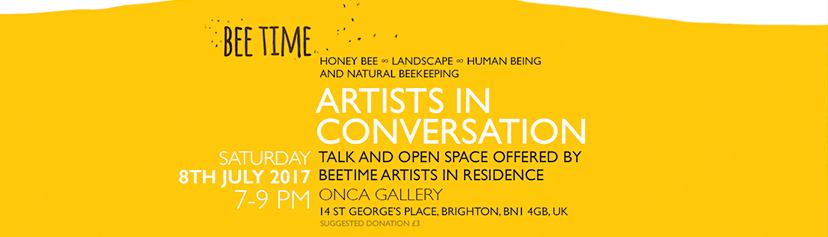 Verano 2017 Residencia artística Beetime UK