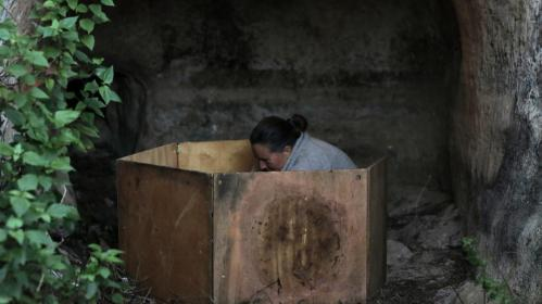 Sound installation by Tyler Lewis - beetime#5