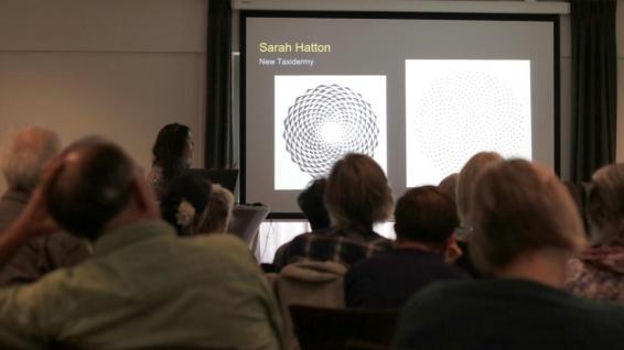 Heather Swan' presentation at The Beehive Metaphor