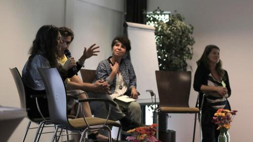 Starting a participative conversation about socially engaged art