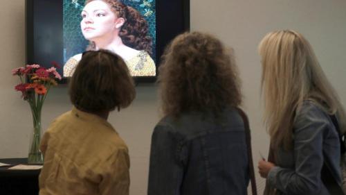 In between sessions - Lea Bradovich's screening
