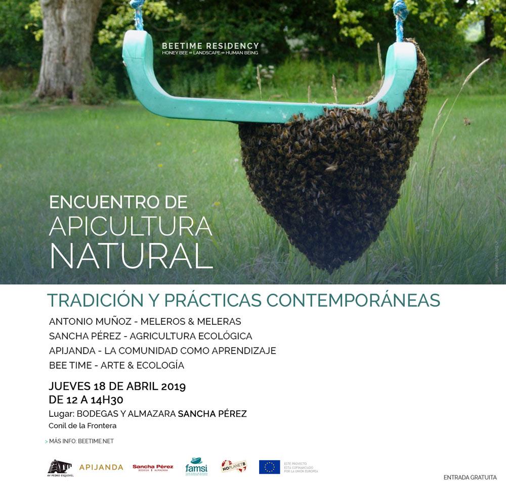 ENCUENTRO DE APICULTURA NATURAL