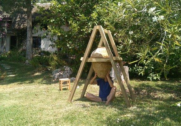 Añadiendo las cestas del Sunhive a la nueva estructura