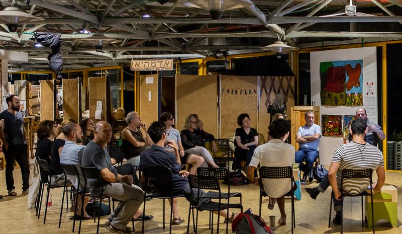 Muslala social centre in Jerusalem