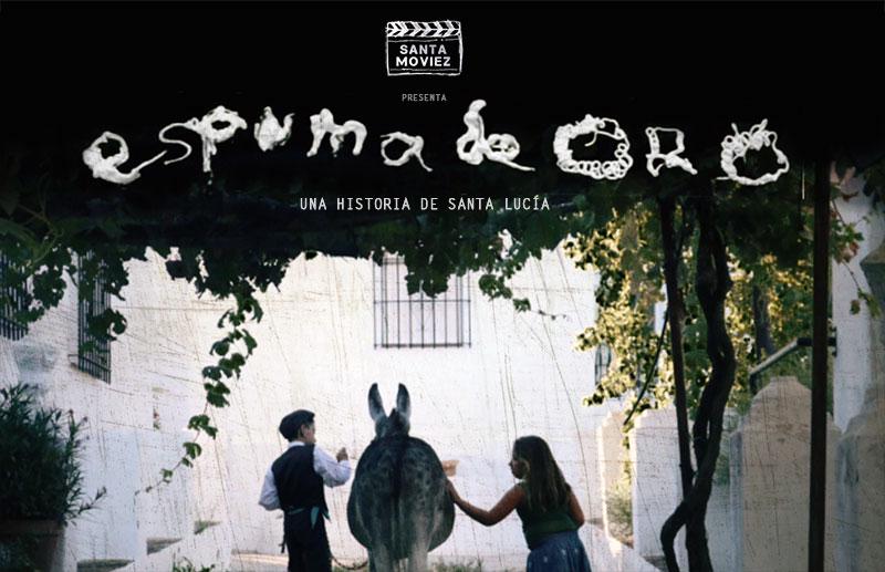 SANTA MOVIEZ presents Espuma de Oro