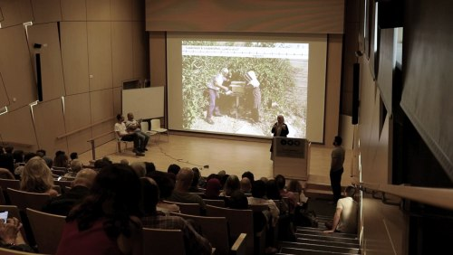Na-ama speaks about their project Beehives in East Jerusalem / Sustainable Initiatives in Jerusalem