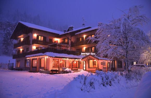 Hotel Regina Elena, Val Rendena