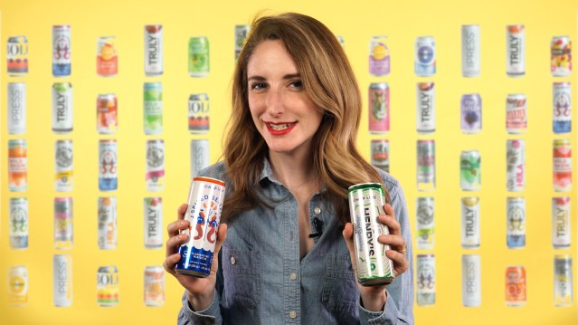 American girlfriends demand more hard seltzer choices