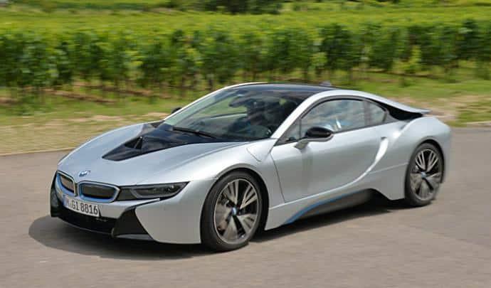 La BMW i5