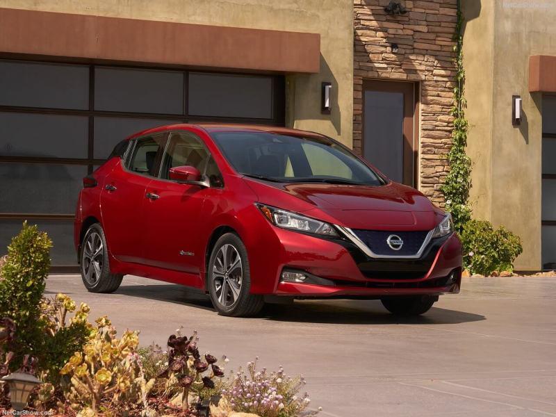 Avis Beev Nissan Leaf 2019
