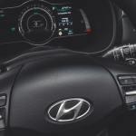Hyundai Kona Electric 64 kWh volant