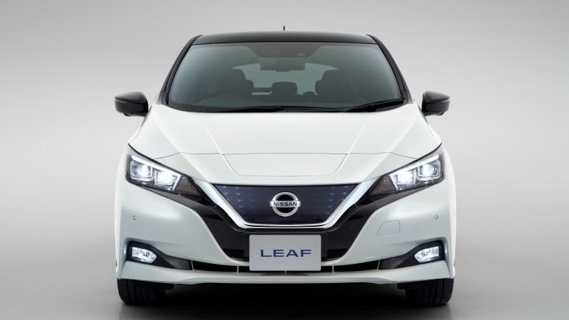 Nissan Leaf 40kWh