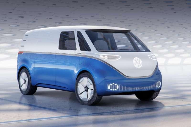 Volkswagen I.D. Buzz Cargo van
