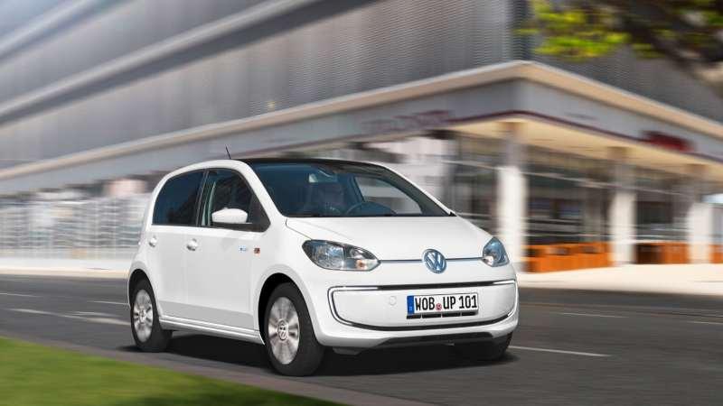 Voitures électriques 2020 : Volkswagen e-Up!