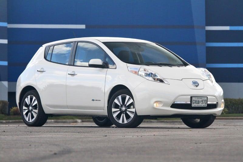 Top-10-des-meilleures-voitures-électriques-d'occasion-Nissan-Leaf