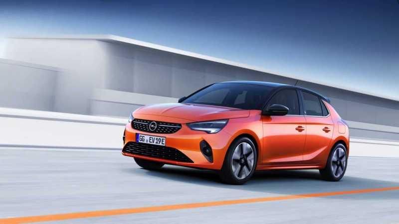 Prix, photos et spécifications Opel Corsa-e