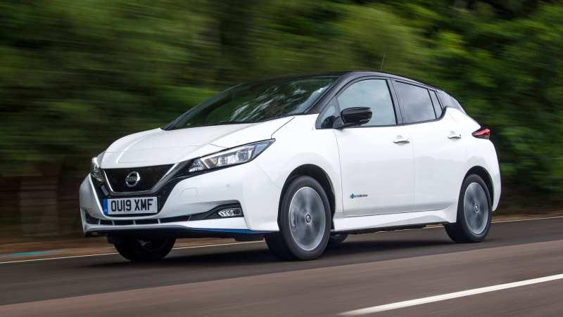 Kia e-Niro vs Nissan Leaf