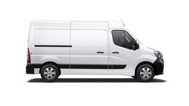 Comment choisir sa fourgonnette électrique ? Renault Master L3H2 (10,8m3)