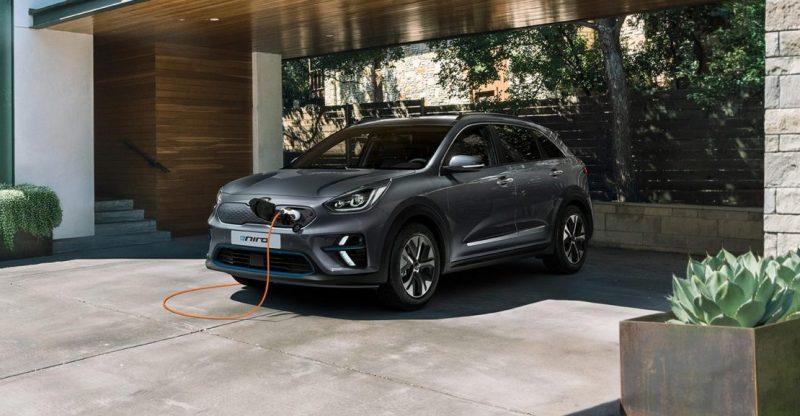 meilleure voiture électrique 5 places Kia e-Niro