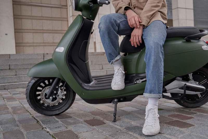 Scooter électrique Brumaire