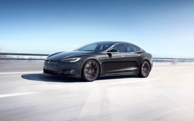 Tesla Model S berlines électriques
