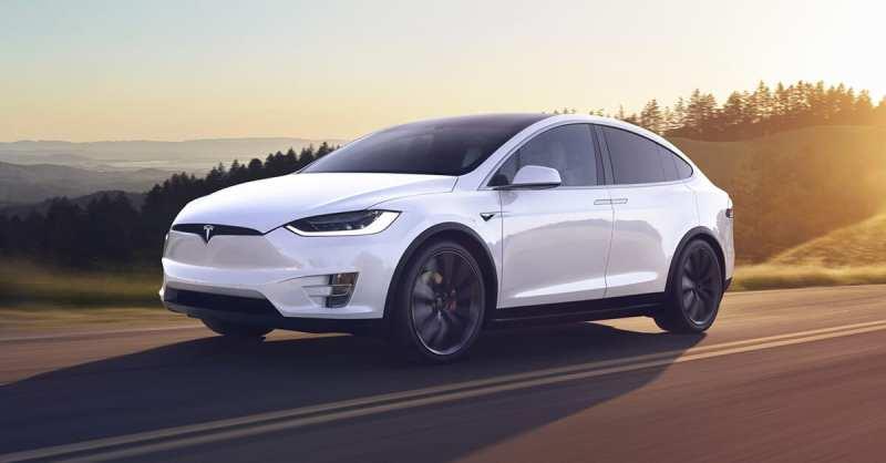 model-x-Tesla