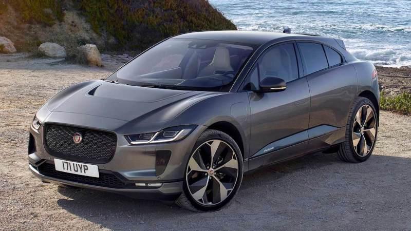 voiture-électrique-Jaguar