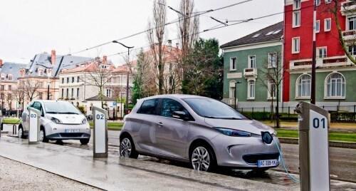 voiture électrique Montpellier