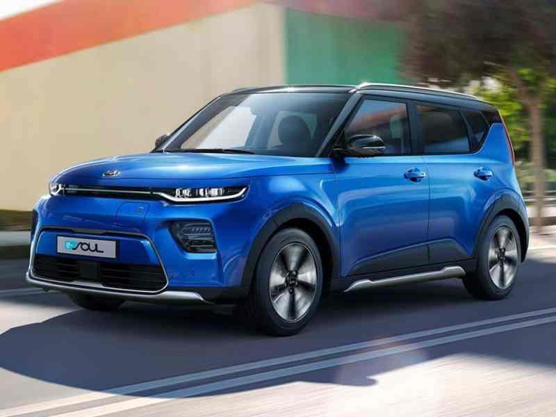 voitures électriques Kia