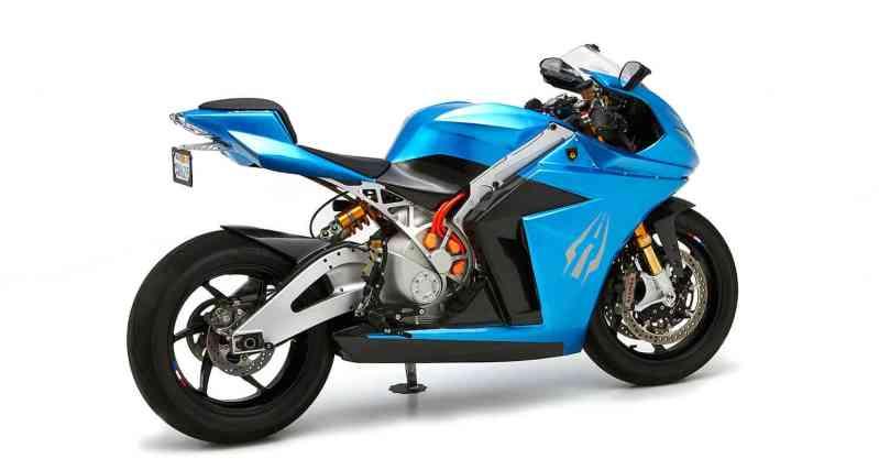 La Lightning Strike de Lightning Motorcycles
