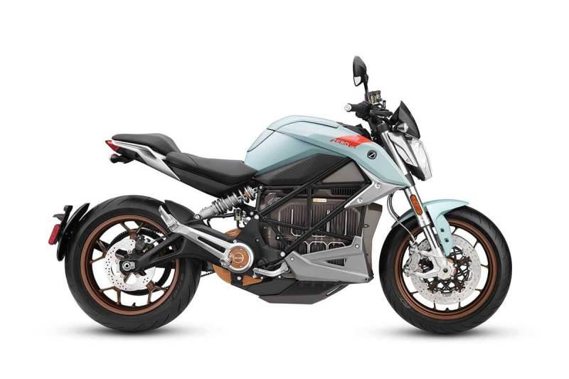 Zero SR/F de Zero Motorcycles