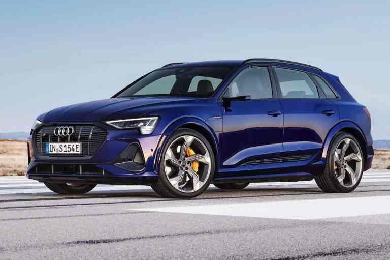 Audi électrique