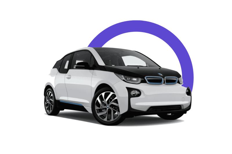BMW i3s voiture électrique