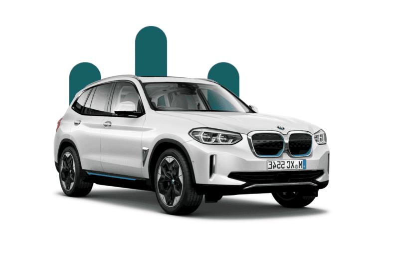 BMW iX3 voiture électrique