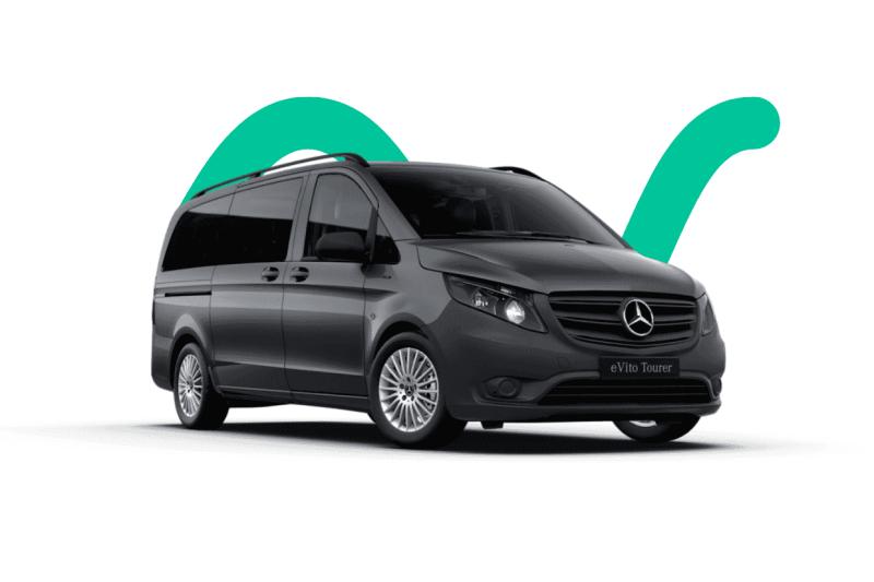 Utilitaire électrique Mercedes EQV