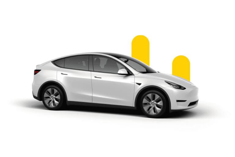 Tesla Model Y voiture électrique