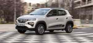 Dacia e spring - micro crédit 5 000 €