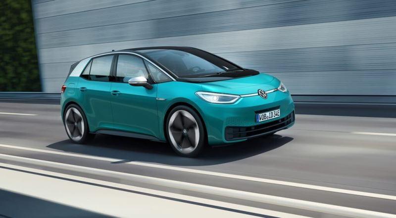voiture électrique grande autonomie
