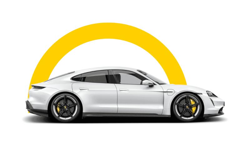 prix voiture électrique - Porsche Turbo Taycan